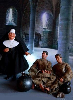 Büßer Oder Die Freuden Einer Nonne