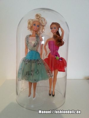 Barbie unter der Glocke Best Friends
