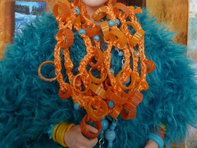 Iris Apfel OOAK Barbie by martinaa 6
