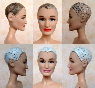 Karla (Lagerfeld) OOAK Barbie by martinaa 14
