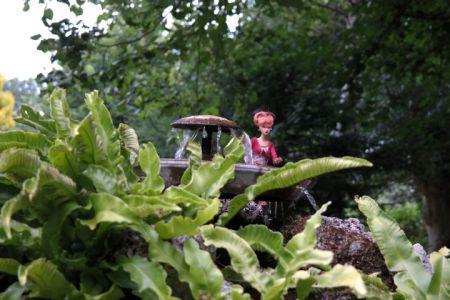 Luzy entdeckt die englische Gartenkultur 3