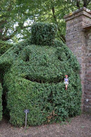 Luzy entdeckt die englische Gartenkultur 7