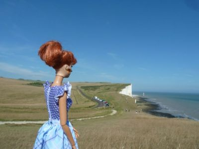 Luzy in Eastbourne 2