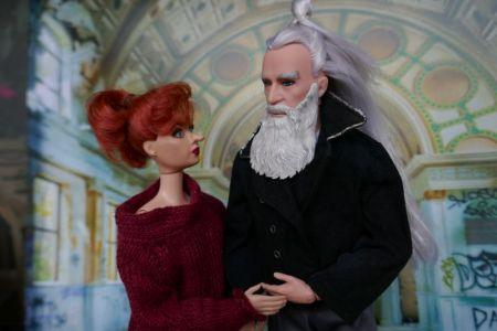 Luzy und Dumbledore 01