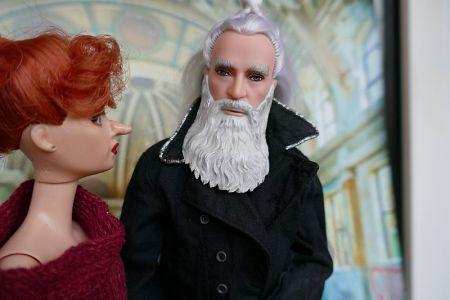 Luzy und Dumbledore 02