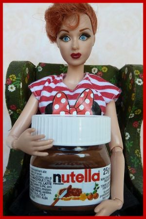 Luzy war einkaufen (3) - Nutella für Jahre