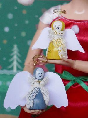 Luzys Weihnachtsengel 1