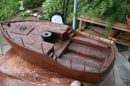 Pimp My Barbie Boat (Bild) 09