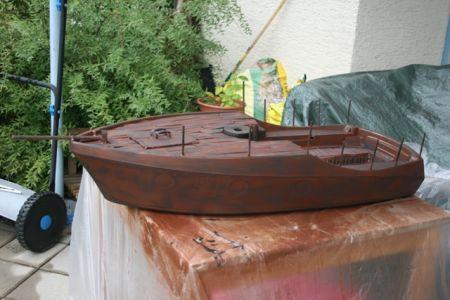 Pimp My Barbie Boat (Bild) 10