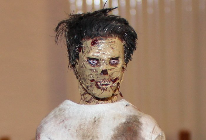 Shorty mutiert zum Zombie 8