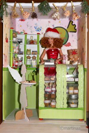Die weihnachtliche Bonboniere