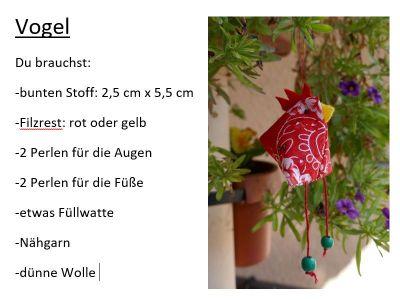 Anleitung Vogel 01