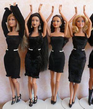 Basic Fashion Black II by martinaa 2