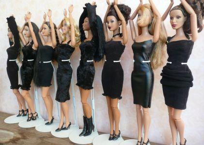 Basic Fashion Black II by martinaa 3