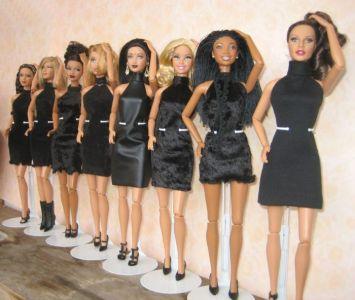 Basic Fashion Black by martinaa 1