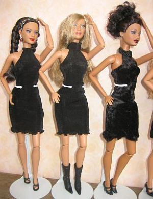 Basic Fashion Black by martinaa 2