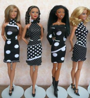 Basic Fashion Polkadots II by martinaa 3