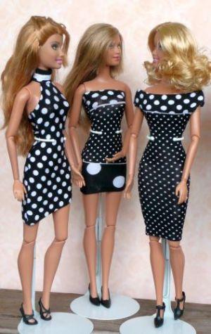 Basic Fashion Polkadots I by martinaa 2