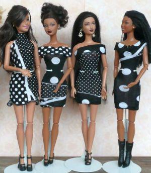 Basic Fashion Polkadots I by martinaa 4