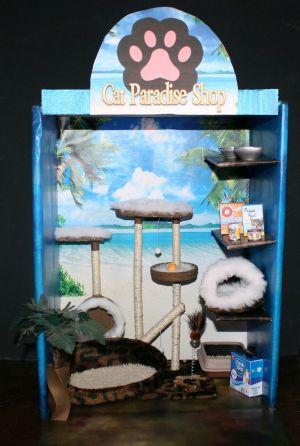 Cat Paradise Shop 02