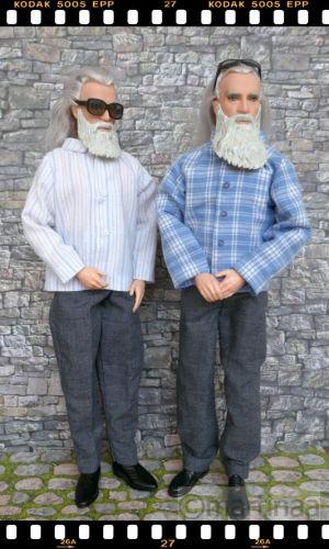 Dumbledores Sonntagshemden
