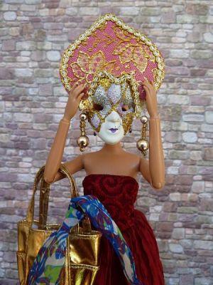 Fashiondoll Headcover 19