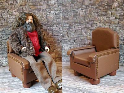 Hagrids Sessel