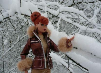 Luzy im Schnee by martinaa 1