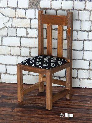 Modell Boho Chair Von Nina (FDF)