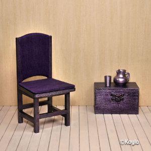 Modell Sparkling Purple Von Kayla (FDF)