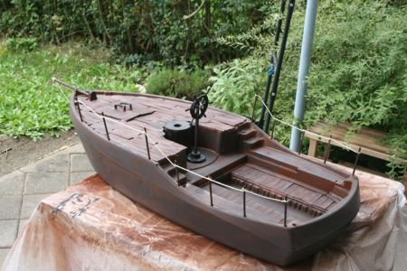 Pimp My Barbie Boat (Bild) 13
