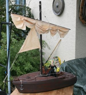 Pimp My Barbie Boat (Bild) 19