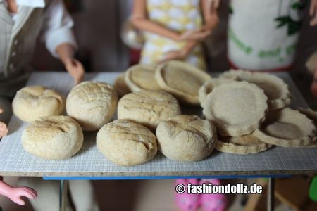 Salzteig Brot, Pies und Pizzaböden