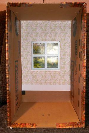 Tag 2 Fenstereinbau Außenmauern