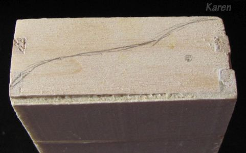 Vintage-Küchenboard-2