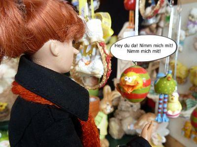 (3) Luzy auf dem Naschmarkt